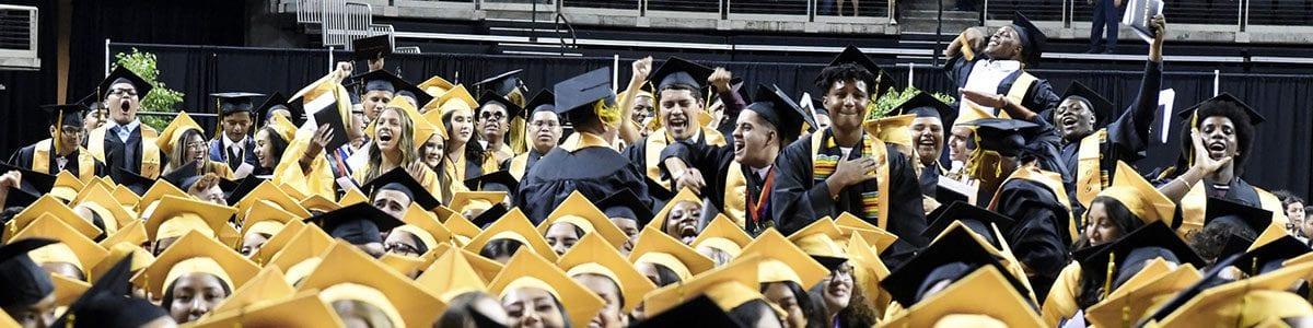 Recent Fresno Unified Graduates